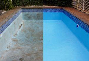 pintura piscinas en Vitoria