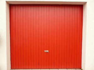 Pintura de garajes en Vitoria. Nordcolor.