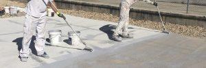 Pintura de pavimentos industriales NORDCOLOR.
